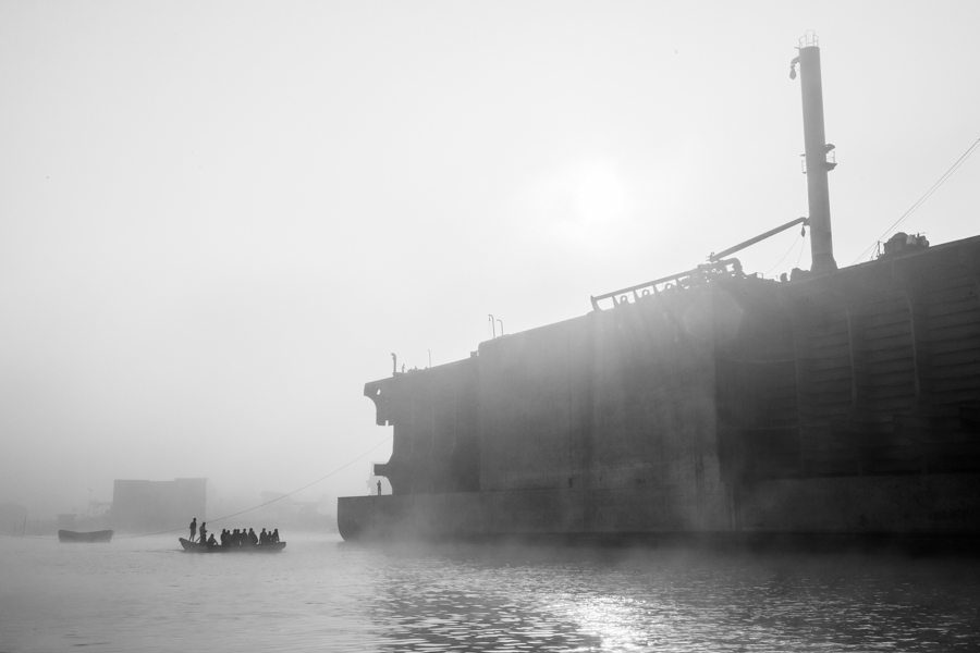 shipbreaking photo gallery