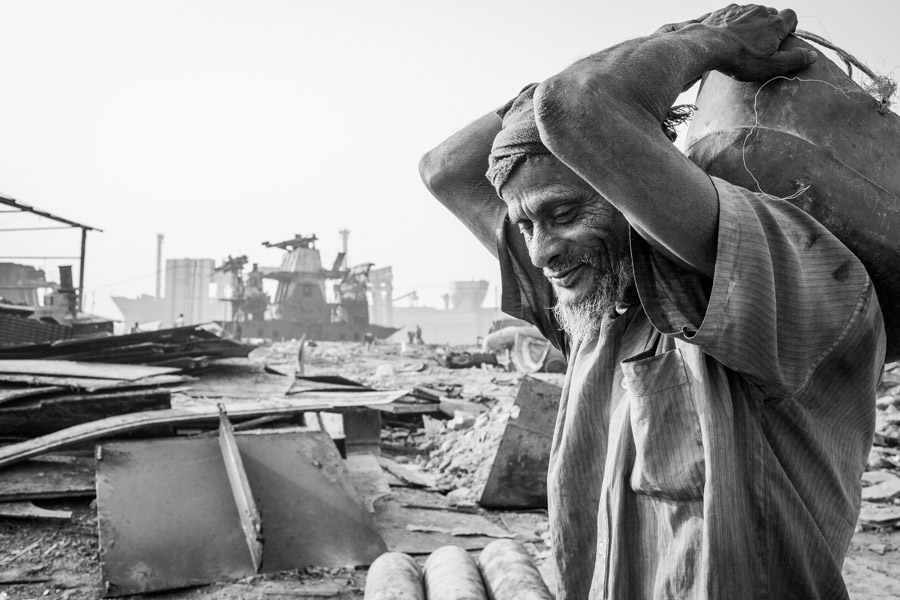 shipbreaking photojournalism
